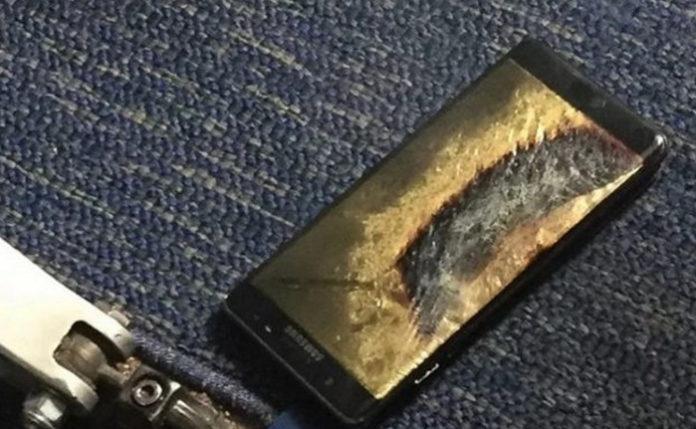 penyebab utama Galaxy Note 7 meledak