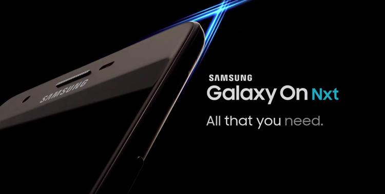 Samsung Rilis Teaser Galaxy On Nxt, Siap Diluncurkan?