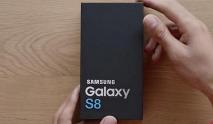 Produksi Galaxy S8