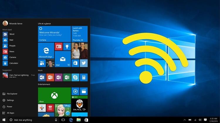 Ubah Laptop Windows 10 Jadi Hotspot Tanpa Software