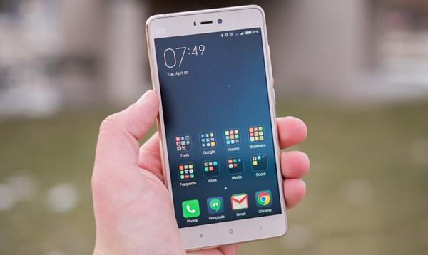 Xiaomi Mi 4s, Spek Sekelas Flagship, Harga Terjangkau