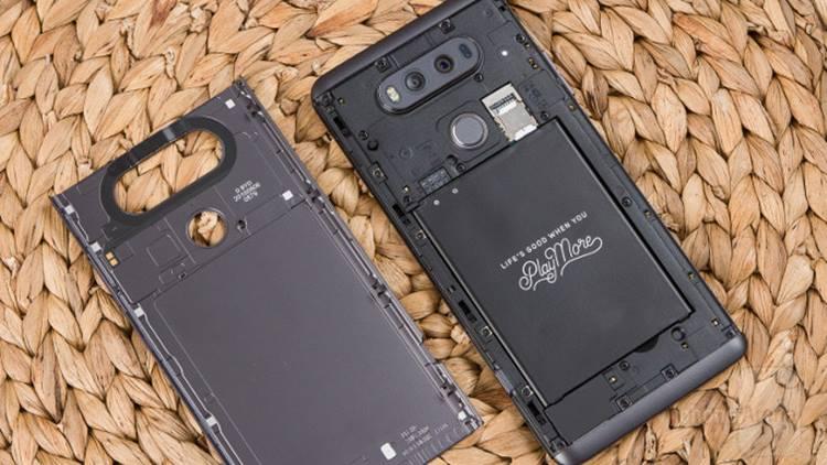Baterai LG V20 Diadu Smartphone <i>Flagship</i>, Siapa Terkuat?