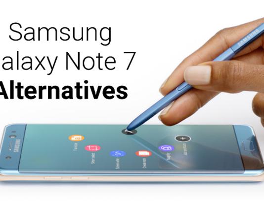 Smartphone Alternatif untuk Samsung Galaxy Note 7