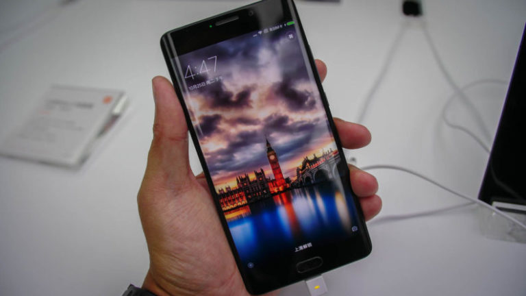 Hands-on Xiaomi Mi Note 2: Body Langsing, Spek Bongsor
