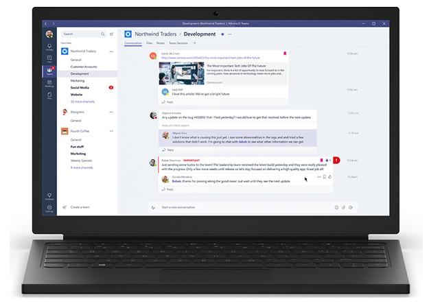 Microsoft Luncurkan Microsoft Teams