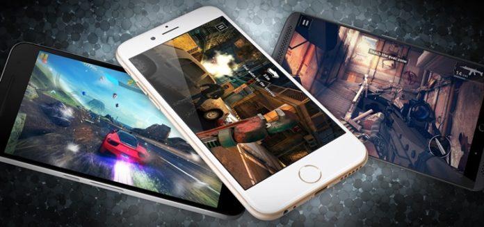 Smartphone Terbaik untuk Gaming