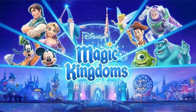Hanya 20 Hari, Disney Magic Kingdoms Diunduh 1 Juta Kali