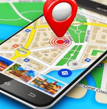 share lokasi pakai Google Maps