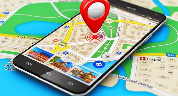 cara share lokasi pakai google maps, wa, line dan facebook