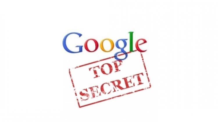 rahasia terpendam Google