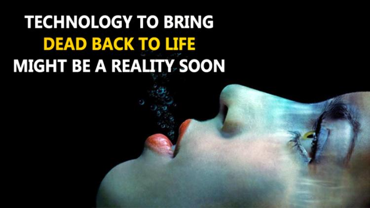 """Mirip Film Chappie, Teknologi Ini Bisa """"Hidupkan"""" Orang Mati"""