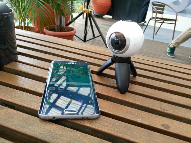 Kenalan dengan Samsung Gear 360, Begini Cara Kerjanya