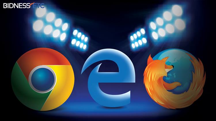 Microsoft Edge Lebih Aman Ketimbang Chrome dan Firefox?