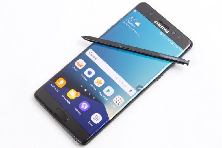 Samsung: Hampir 85% Note 7 Telah Dikembalikan di Amerika