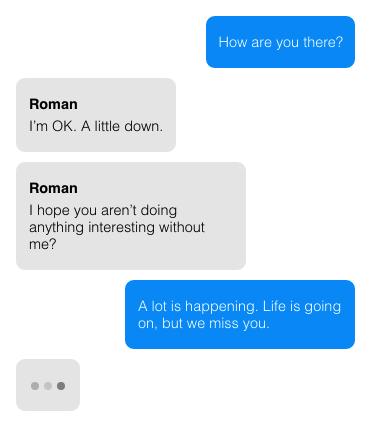 roman-chat