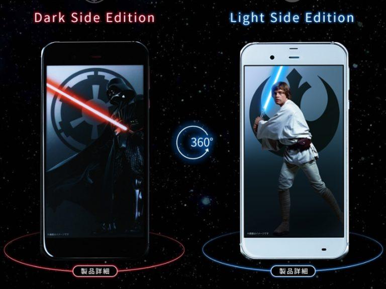 Sharp Siapkan Smartphone Star Wars, Bawa Snapdragon 820 & Kamera 22MP