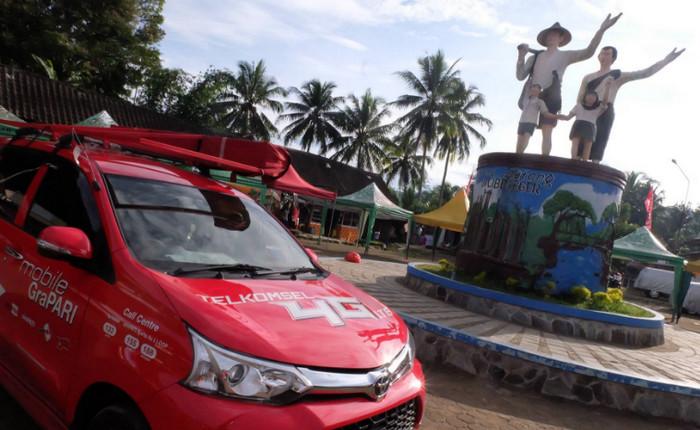 Telkomsel dukung Festival Baduy (Telkomsel/Telset.id)
