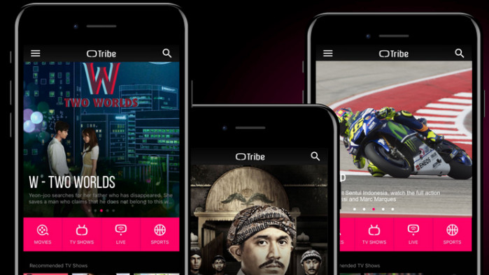 Tribe Tayangkan Piala AFF 2016 via Smartphone