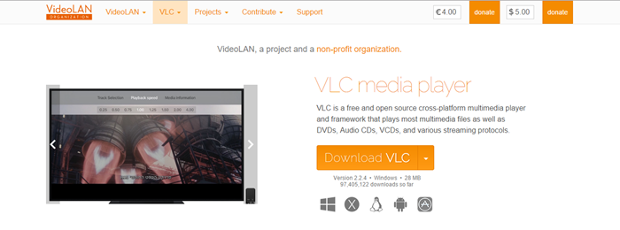 Download Video Youtube via VLC Media Player
