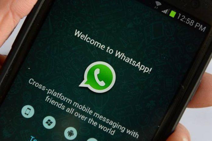 WhatsApp tak lagi hadir