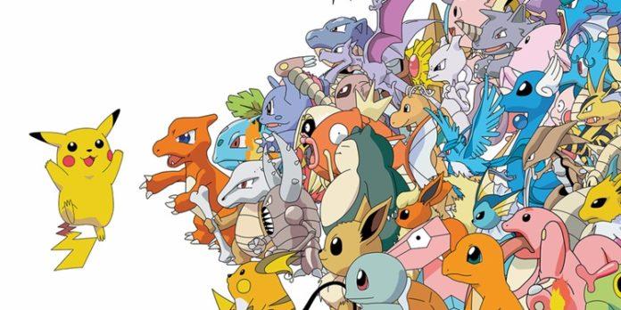 100 Pokemon baru