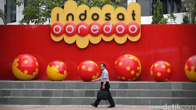 Saat Perayaan Natal Trafik Data Indosat Melonjak 19,14%
