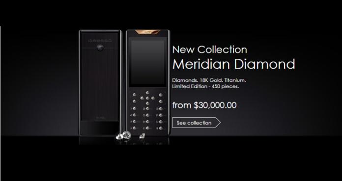 Gresso Meridian Diamond Edition