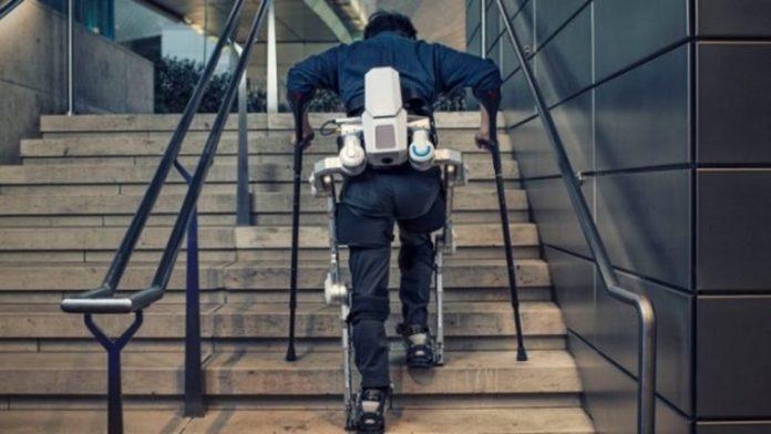Proyek Exoskeleton