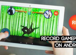 rekam gameplay seru di Android