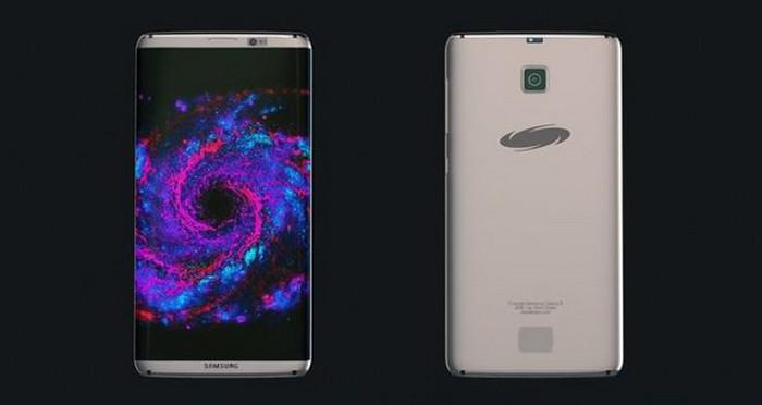 Semakin Dekat dari Peluncuran, Ini Wujud Asli dari Galaxy S8