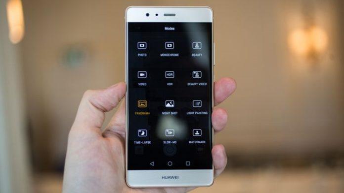 Smartphone Huawei yang dapat Android Nougat