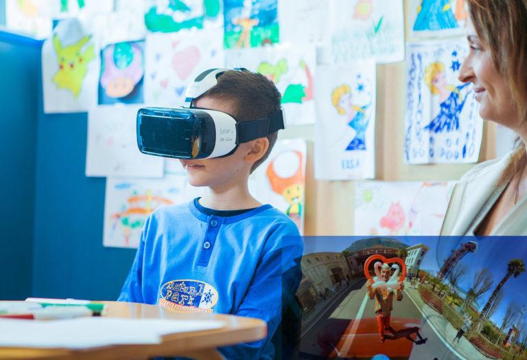 Terapi VR Bisa Bantu Orang Atasi Takut Ketinggian