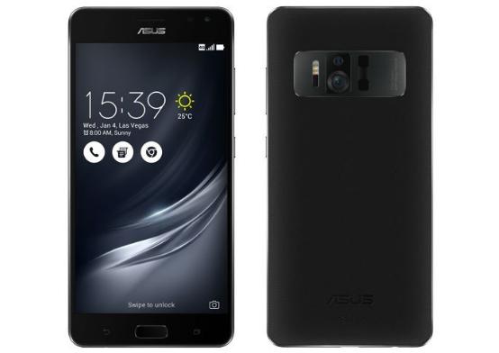 Smartphone Tango Kedua, Asus ZenFone AR Bakal Mejeng di CES?