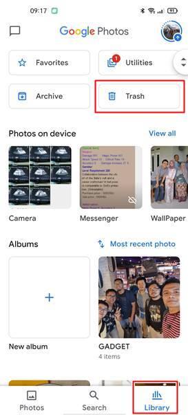 Cara Mengembalikan Foto Video Terhapus Android