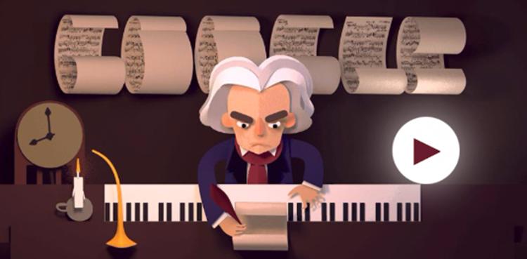Cara Dapat Notifikasi Doodle Interaktif dari Google
