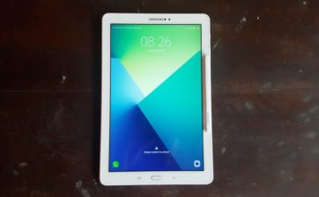 Review Samsung Galaxy Tab A (2016) with S Pen