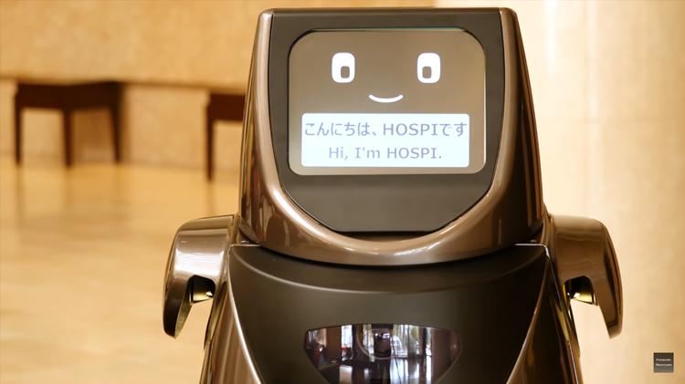 Bandara & Hotel di Jepang akan Pekerjakan Robot Hospi