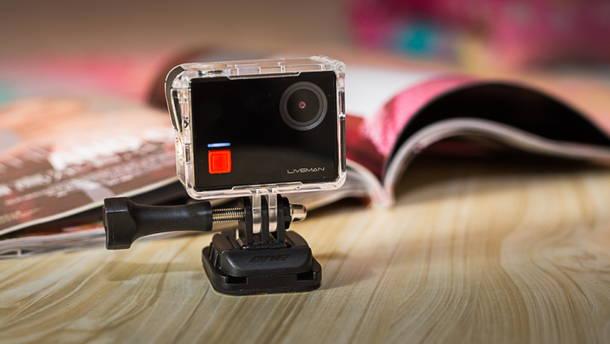 LeEco Perpanjang Portofolio Produk dengan Kamera Aksi 4K, Liveman C1