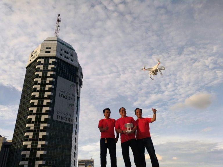Multirotor Pilots Community Jadi Wadah Penghobi Drone