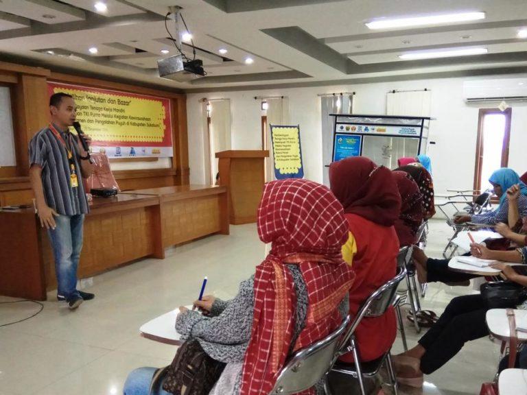 Indosat Ooredoo Berikan Latihan Digital Bagi Mantan TKI