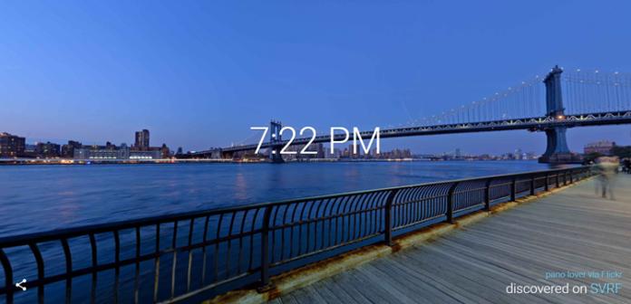 gambar 360 derajat di tab Chrome