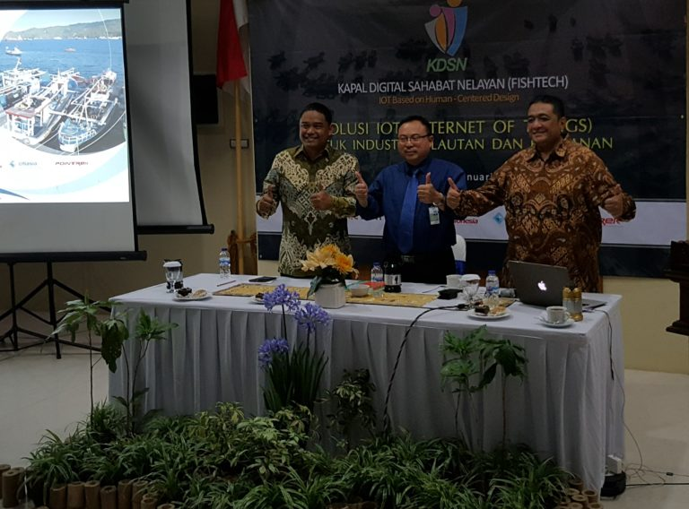 Indosat Siap Pasang Solusi Fishtech di 5.000 Kapal Penangkap Ikan