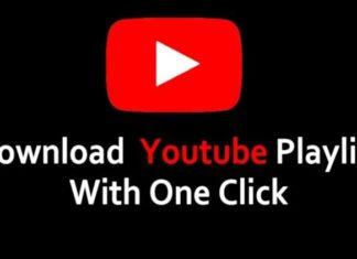 download semua video playlist YouTube