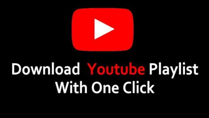 download semua video playlist YouTube