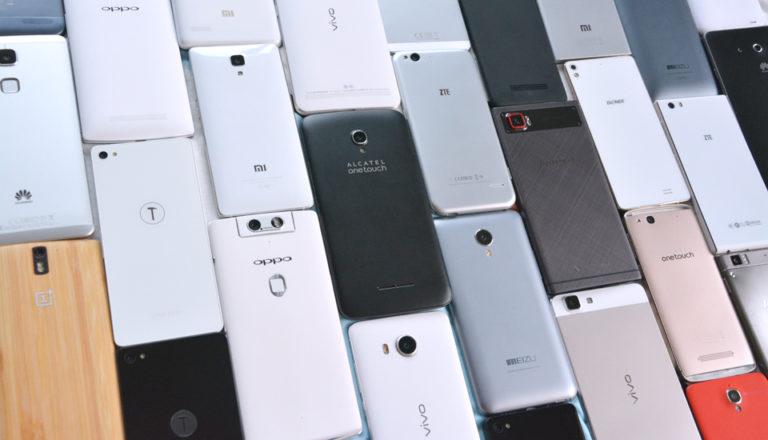 10 Produsen Ponsel Terbesar di China