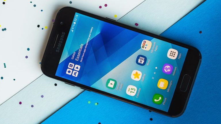 Samsung Galaxy A3 (2017) Segera Cicipi Android Nougat?