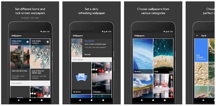 Aplikasi Ubah Wallpaper di Android Otomatis