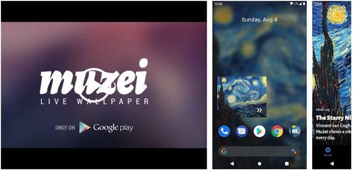 Aplikasi ganti wallpaper Android otomatis