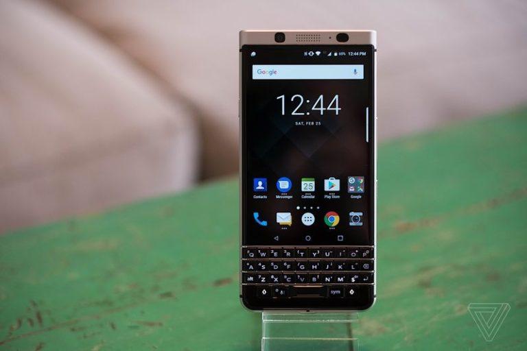 Hands-on BlackBerry KeyOne: Masih Setia dengan Keyboard Fisik