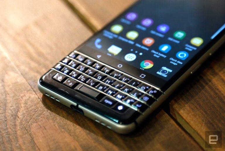 Menyerah! TCL Stop Jual BlackBerry Mulai Agustus 2020